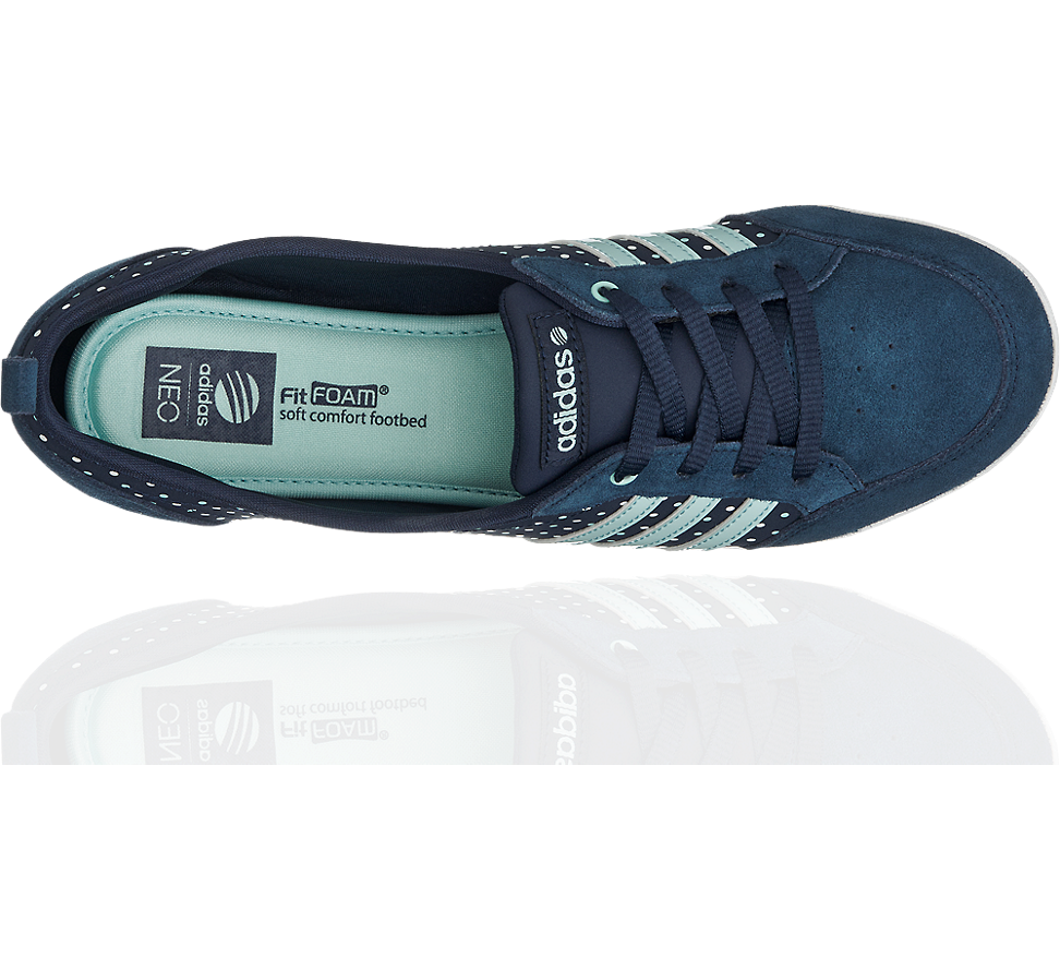Adidas Neo Ballerina Piona Blau
