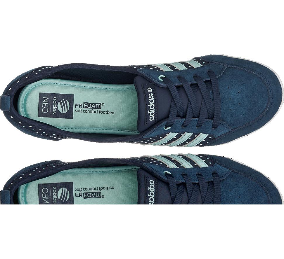 Ballerina Piona W Von Adidas Neo Label In Blau Schuhe Damen Ballerinas Schuhe