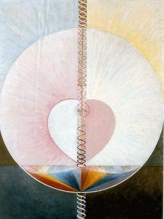 hilma af klint | art through a spiritual medium