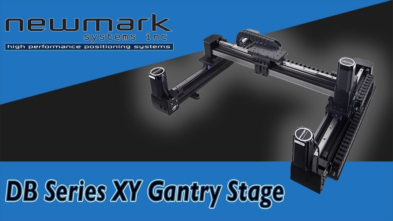 Long Travel XY Gantry Linear Stage | Precision Linear Stage