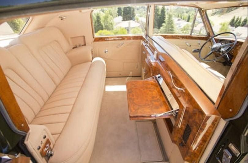 Chassis 5LVF105 (1967) Four-light Touring Limousine by James Young
