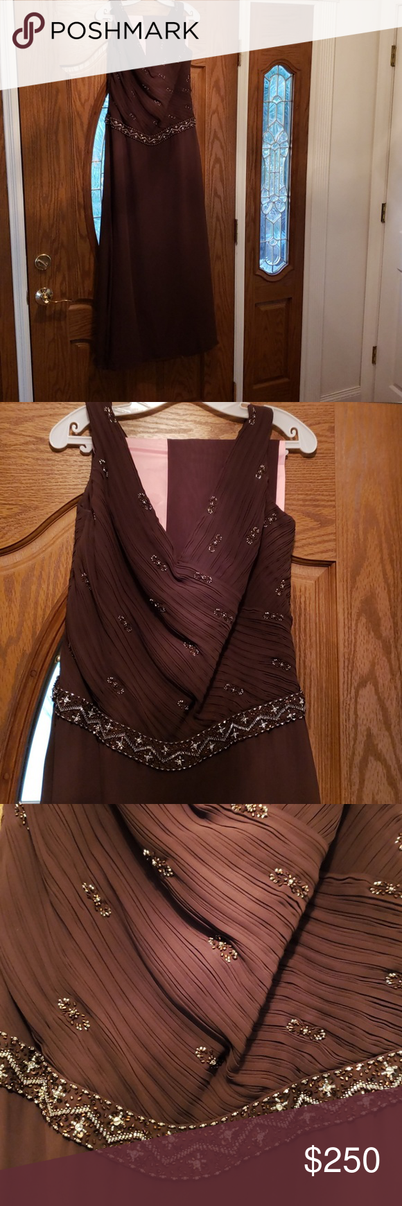 9669daf36c4 I just added this listing on Poshmark  Mother of the bride Gown.   shopmycloset