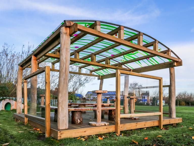 Outdoor Classroom Design And Build Infinite Playgrounds With