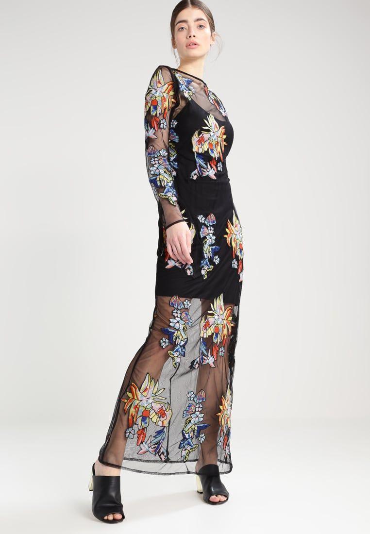 Zalando vestidos largos ibicencos