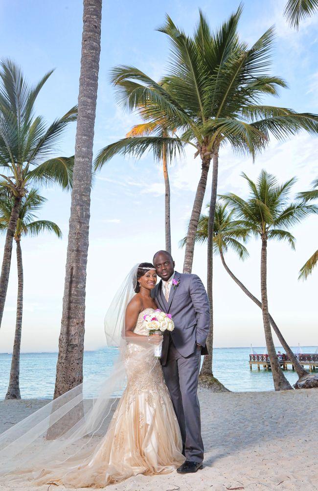 Glamorous Caribbean Beach Wedding By Weddings Romantique