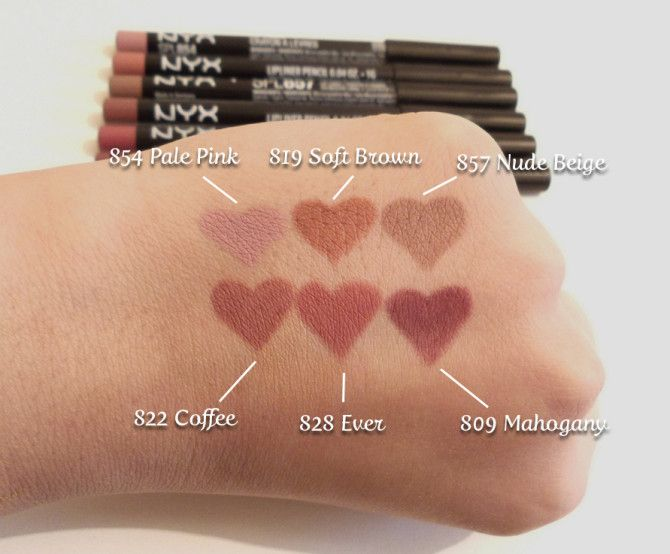 laurag_143s photo from Instagram ~ Swatches of some of my