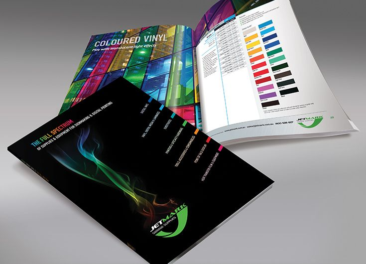 Get the Full Spectrum, Jetmark's new product catalogue 1800 538 627