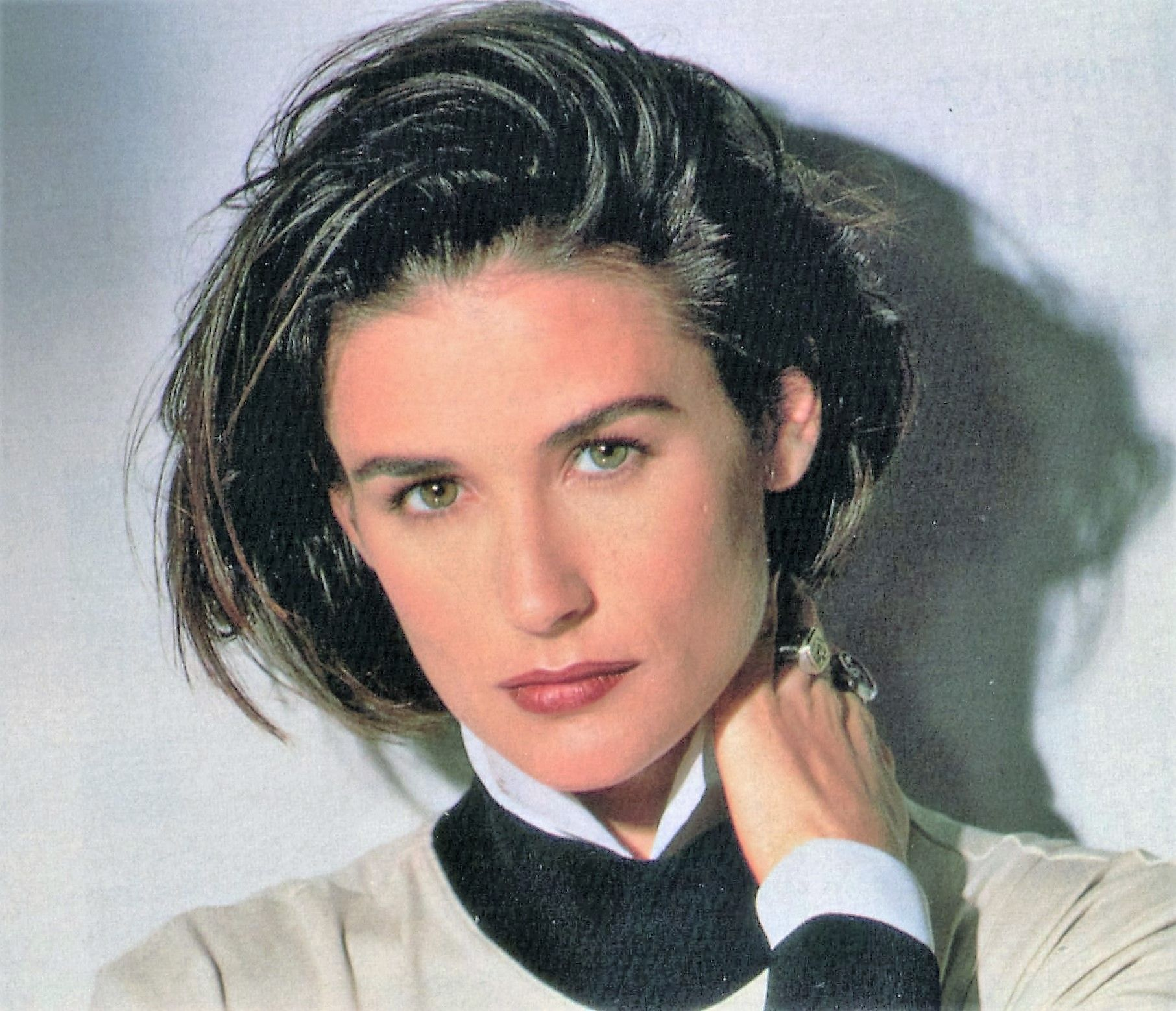 25 Pictures of Young Demi Moore | Demi moore, Demi, Demi more