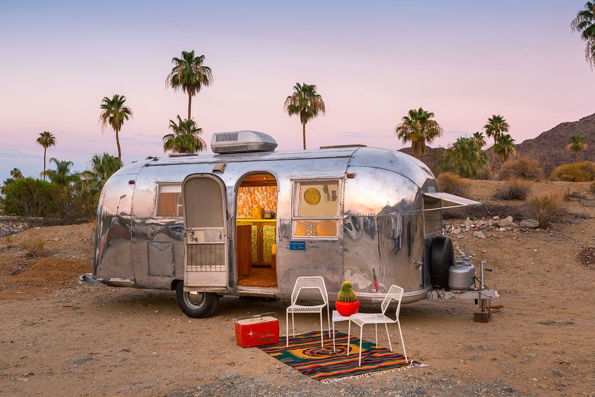 This Vintage Airstream Will Take You Back To 1966 With Images