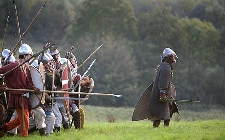 Battle of Hastings to be Hollywood film | Where I've Been