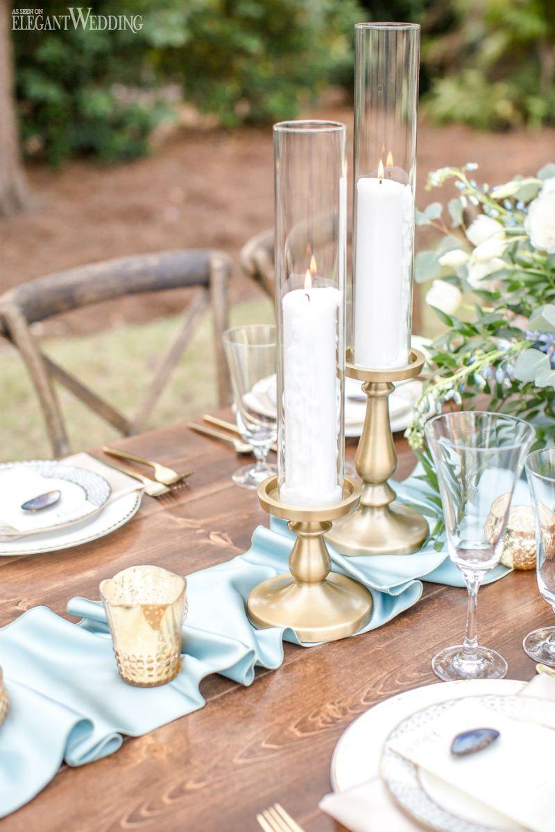 Wedding ideas spring  Dusty Blue Wedding Ideas For Spring  Gwinn wedding  Pinterest