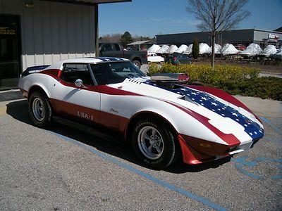 Chevrolet : Corvette custom 1974 Corvette blown sh - http://www.legendaryfinds.com/chevrolet-corvette-custom-1974-corvette-blown-sh/