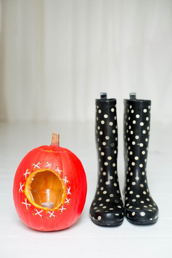 exPress-o Six quirky takes on Jack-o\u0027-lanterns DIY Pinterest
