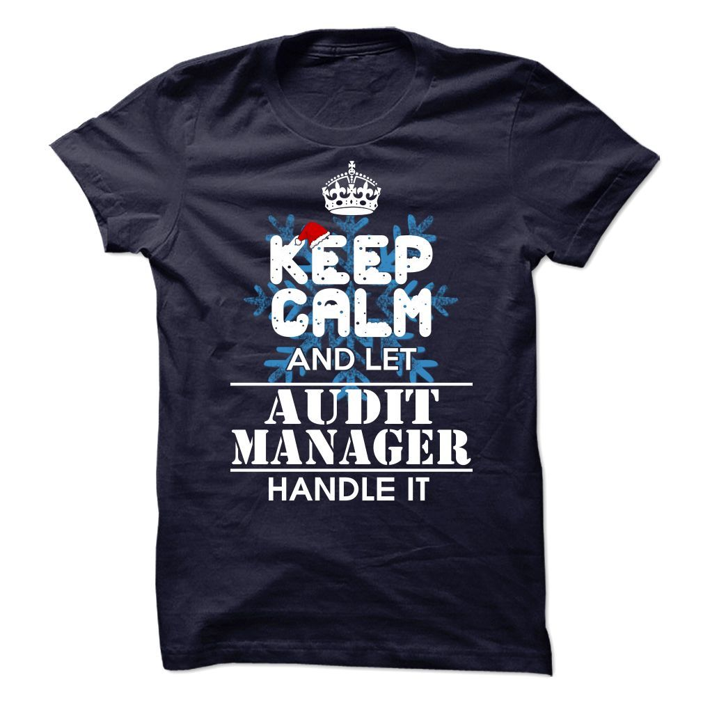 Audit Manager T-Shirts, Hoodies. BUY IT NOW ==►…