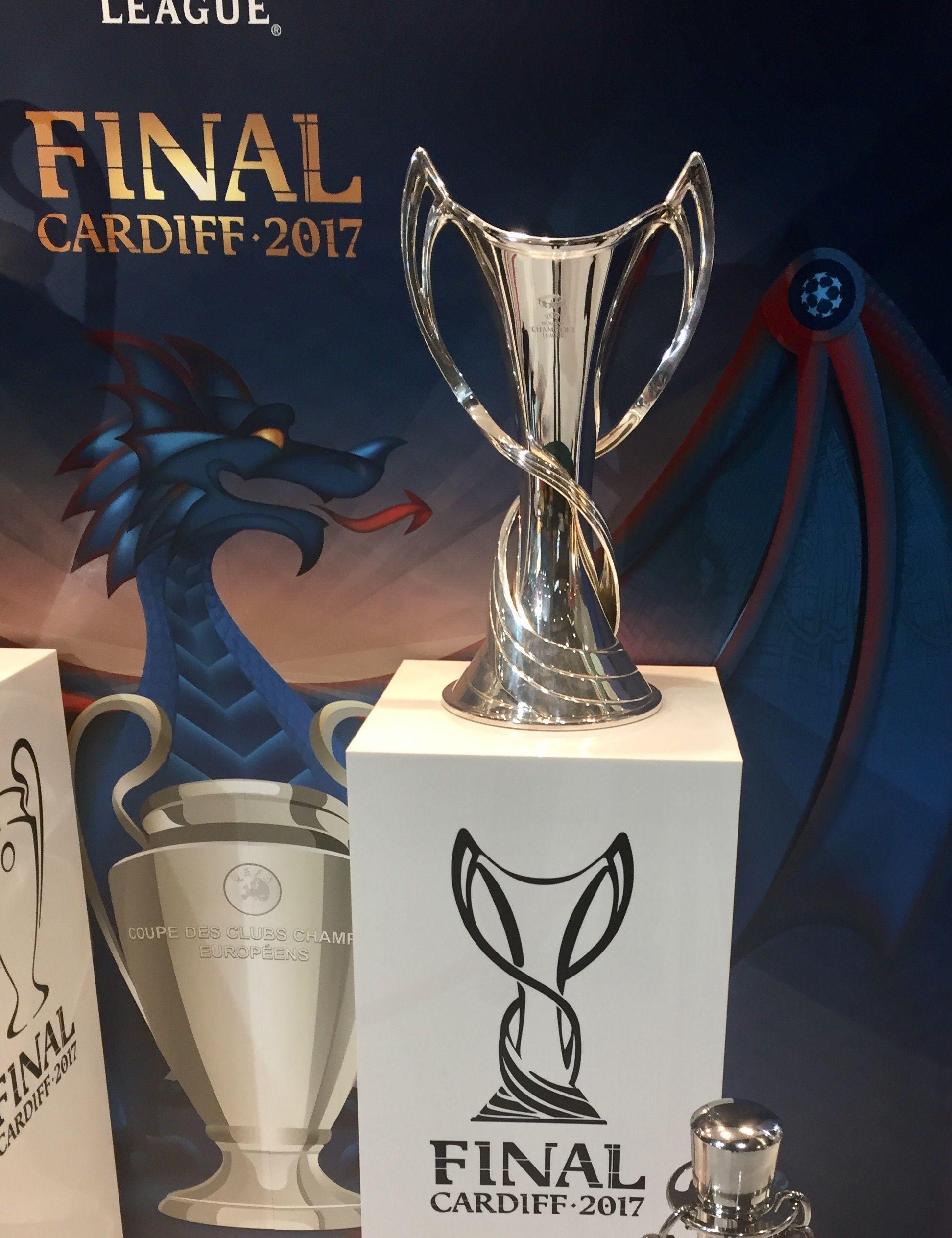 UEFA Ladies Trophy Champions league, European football