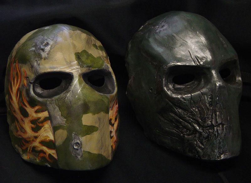 Favorit 77 best Army Of Two images on Pinterest | Airsoft mask, Airsoft  CM56