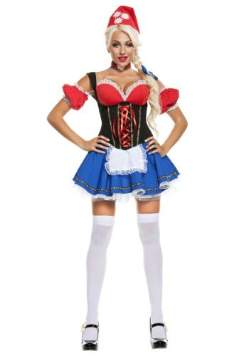 Halloween costumes  sc 1 st  Pinterest & Womenu0027s Daisy Meadow Gnome Costume Price: $54.99 | Sexy Occupation ...