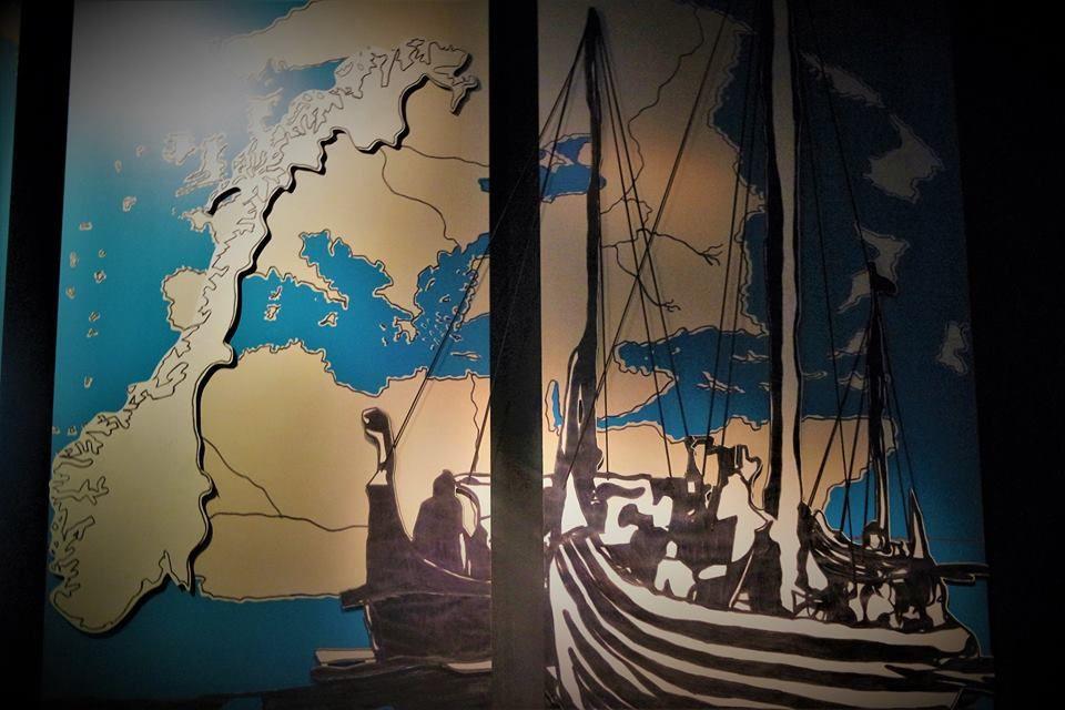 Museo vikingo de las islas Lofoten, Noruega Ártica