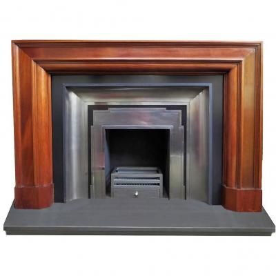 ART DECO fireplace | Fireplaces | Pinterest | Cheminée