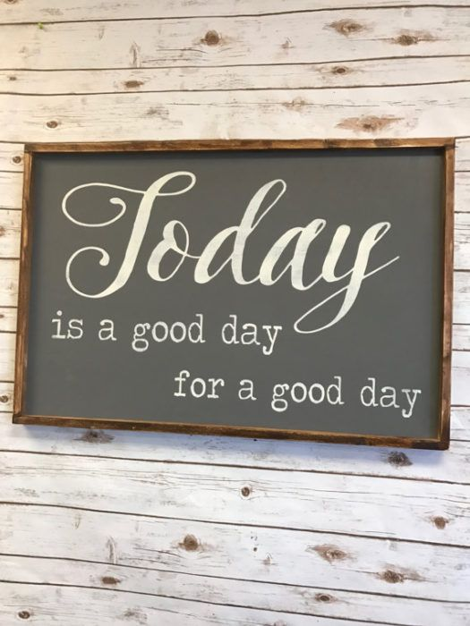 40 Rustic Wood Signs With Inspiring Messages Of Hope Diy Ideas