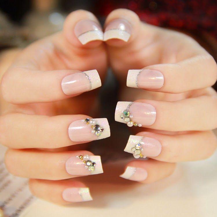 modelos u as coreanas korean nails 2014 5 jpg 750 750