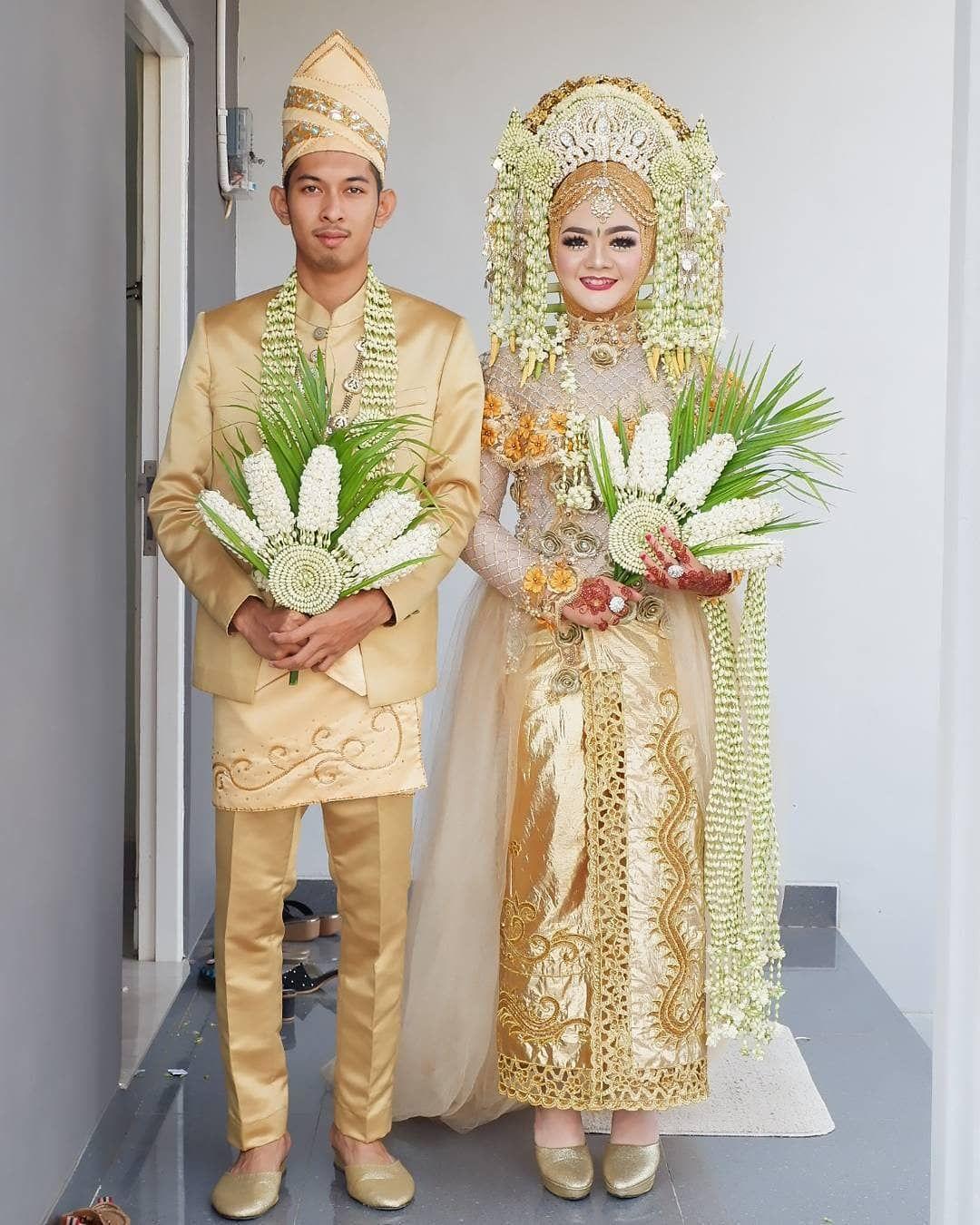 Pakaian Adat Kalimantan Selatan Banjar