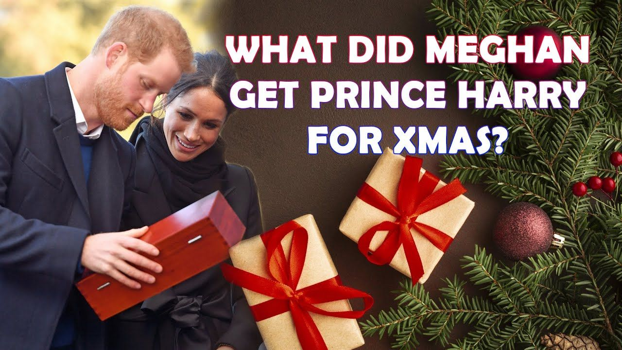 Duchess Meghan At Christmas 2020 What Did Duchess Meghan Get Prince Harry for Christmas?   YouTube