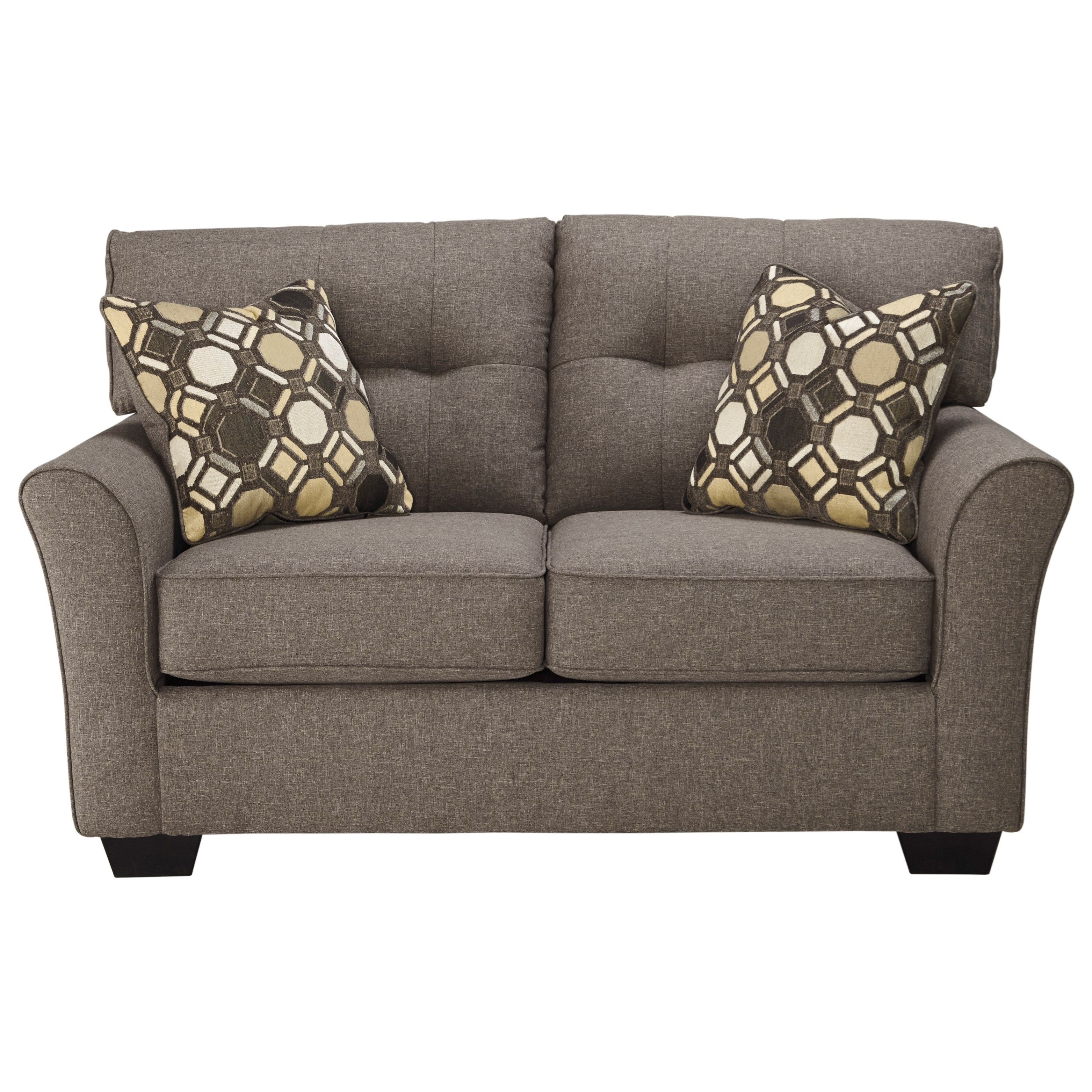 Good Tibbee   Slate   Loveseat By Signature Design By Ashley. Get Your Tibbee    Slate   Loveseat At Furniture Factory Outlet, Warsaw IN Furniture Store.