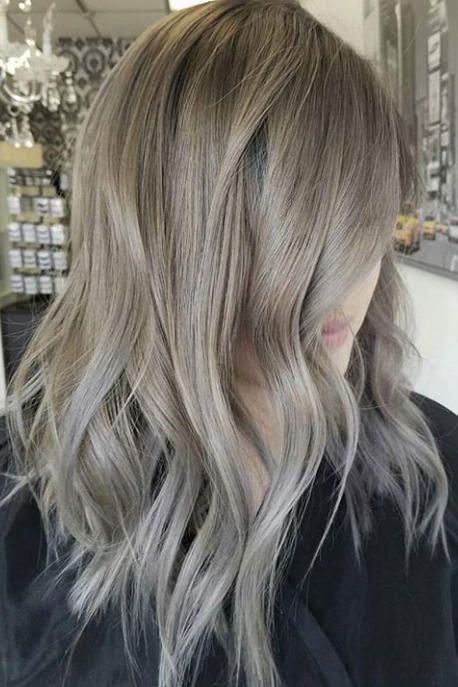 Greige Hair Is Trending—And You'll Actually Want t