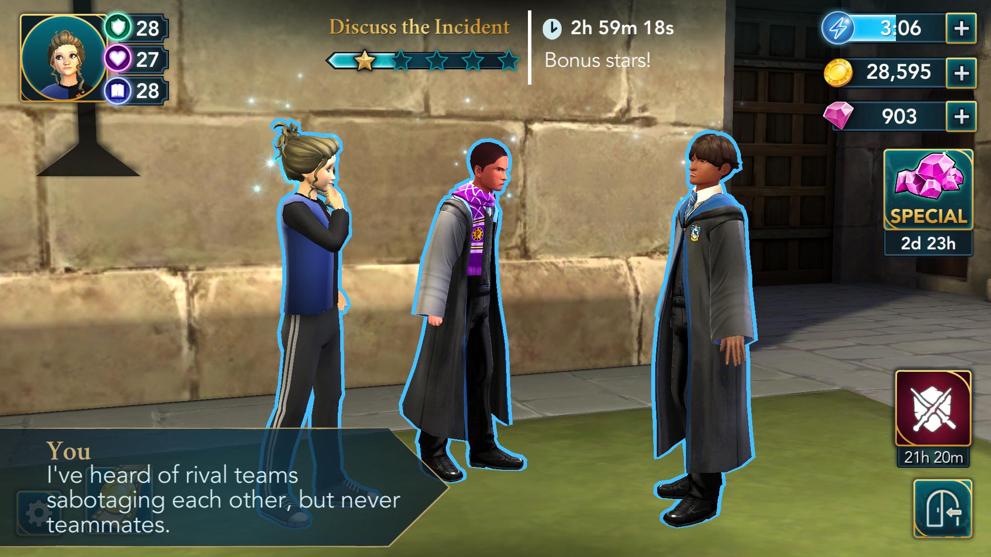Pin på Harry Potter Hogwarts Mystery Game