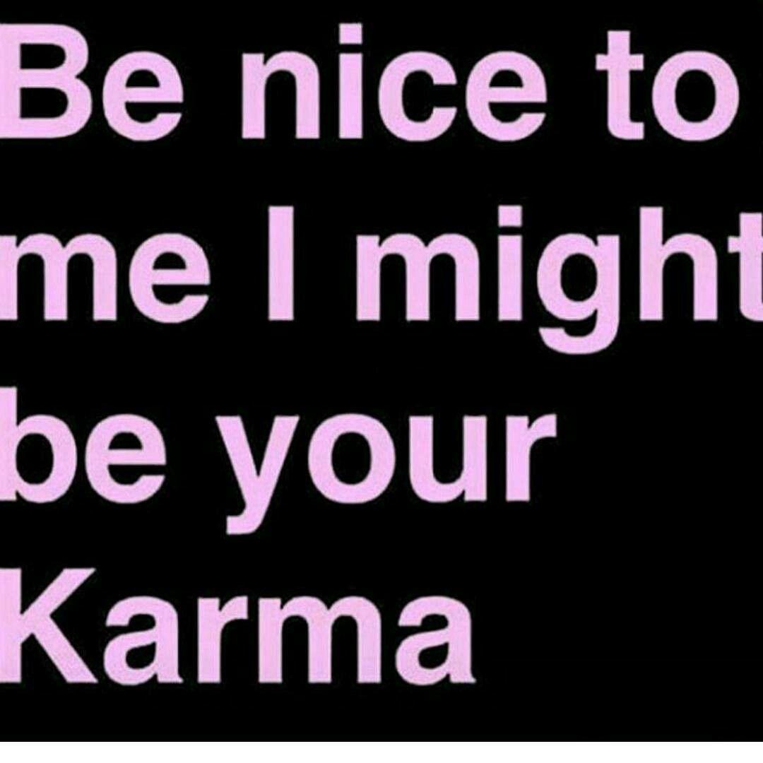 Pin by Sheila Boone on random things for Instagram | Karma ...