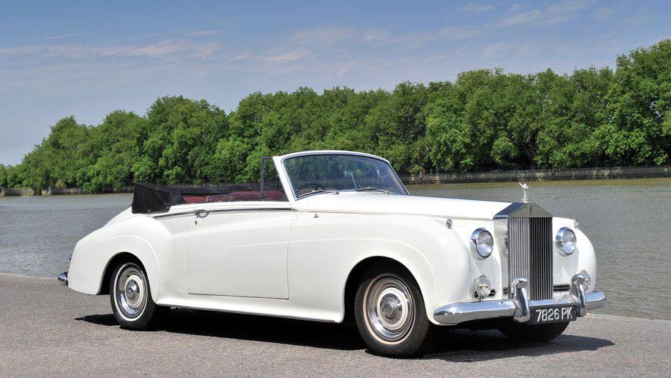 British Convertible Classics Reign Supreme Sotheby S Rolls