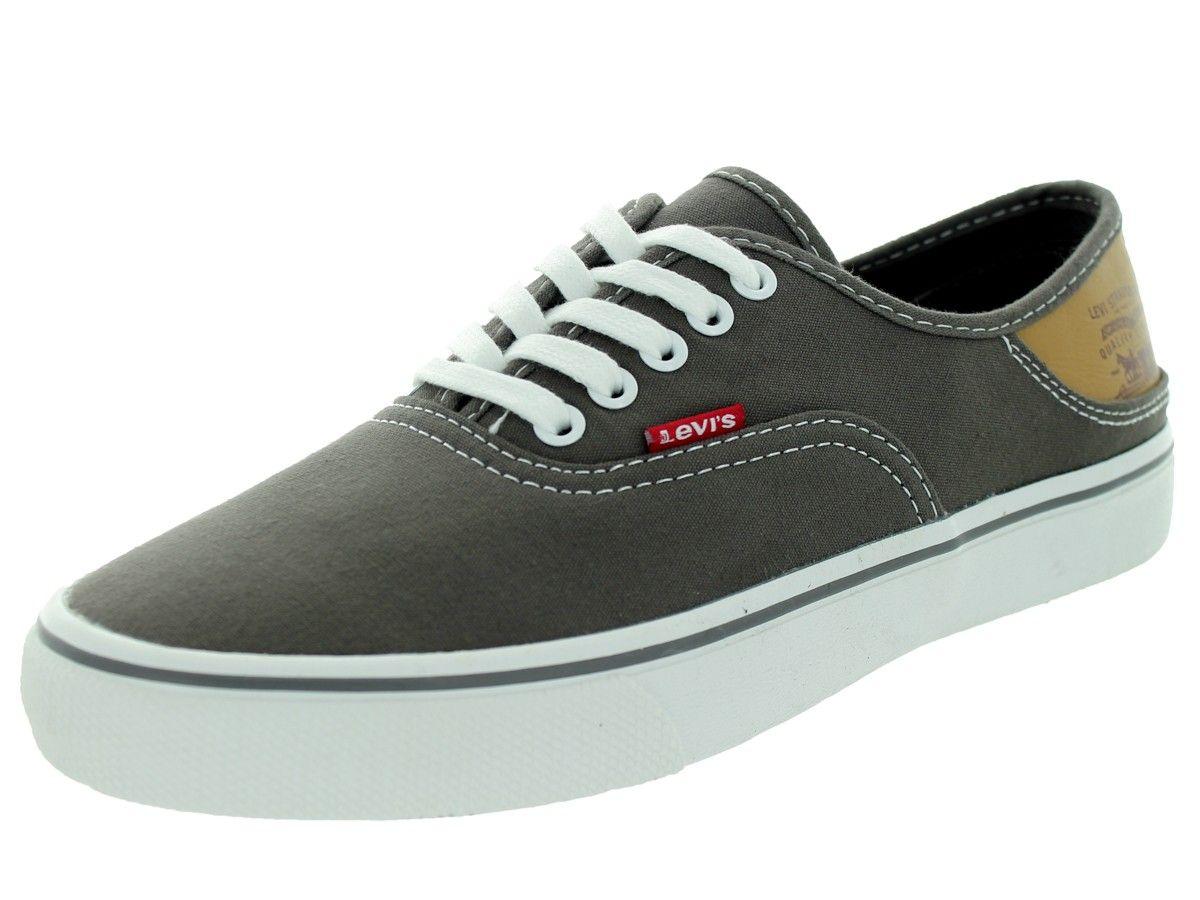 Levi's Men's Jordy Buck Skate Shoe | Mens Levi's Canvas Shoes Casual Shoes  Lifestyle Skate Shoes