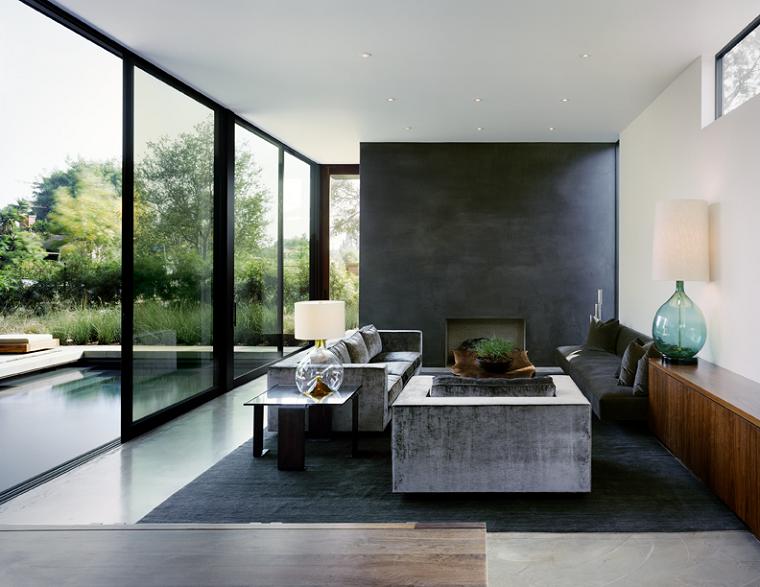 Salotto Moderno Grigio : Mobile soggiorno moderno bianco fabulous mobile soggiorno bianco