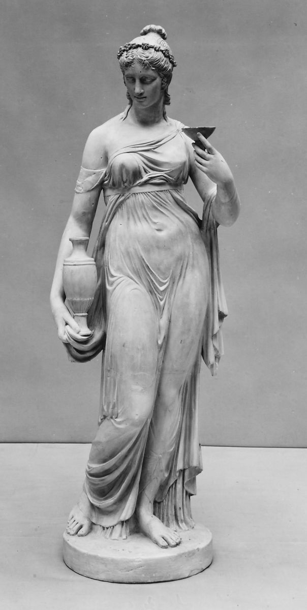 Possibly by Polly | Nymph | French | The Met #greekstatue