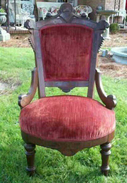 Eastlake Victorian Parlor Chairs Small Accent With Arms Uk Chair Furniture Pinterest
