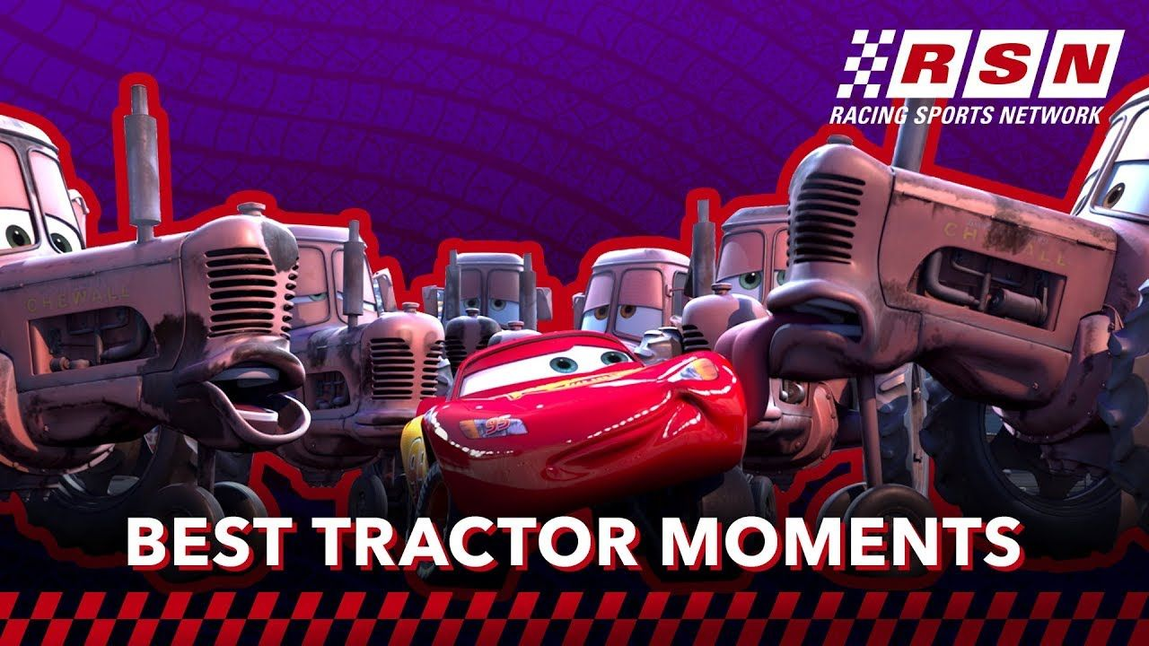 Best Tractor Moments In Cars Racing Sports Network By Disney Pixar Cars Disney Pixar Cars Pixar Cars Acura Nsx