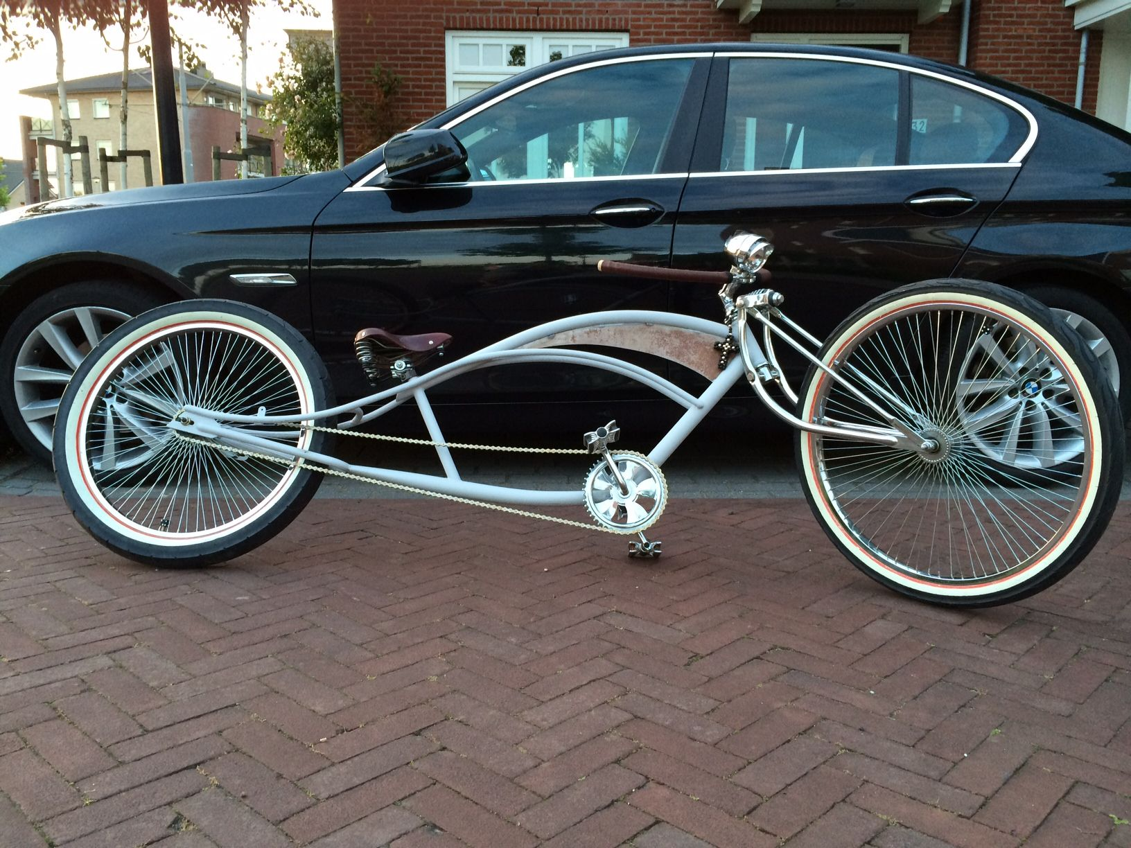 My heavily customized 1997 Dyno Roadster  | bicycle bicycle