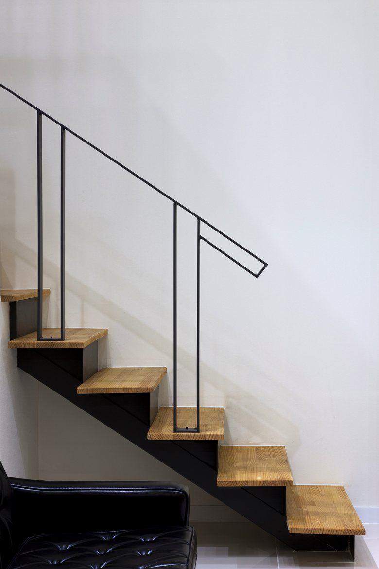 Basement Stairs Design: Unforgettable_House In Pohang