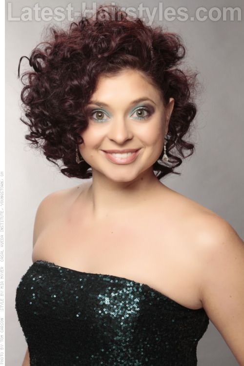 Cool 1000 Images About Hair Styles On Pinterest Curly Hairstyles Short Hairstyles Gunalazisus