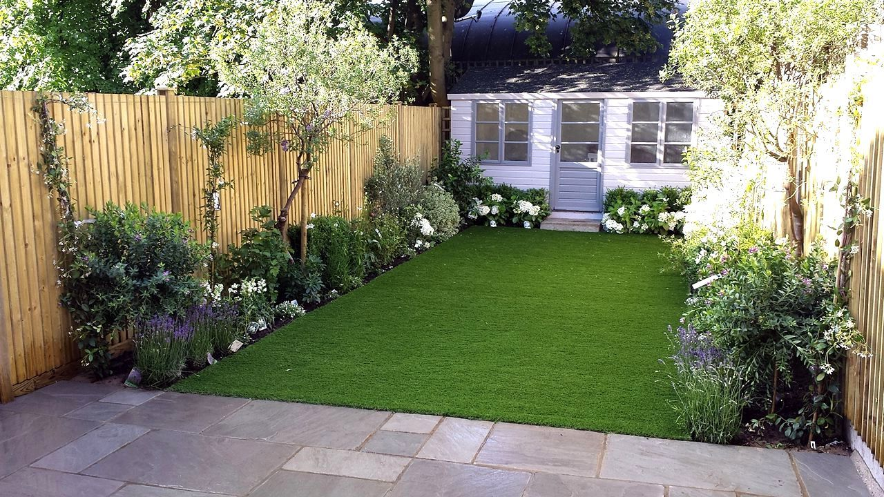 Small Garden Design Ideas Low Maintenance | Yard Design ...