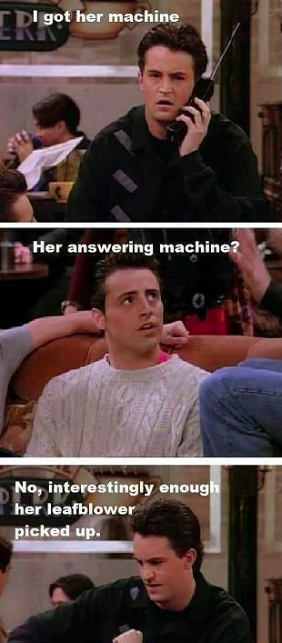 32 Iconic Chandler Bing Jokes That Will Never Not Be Funny With