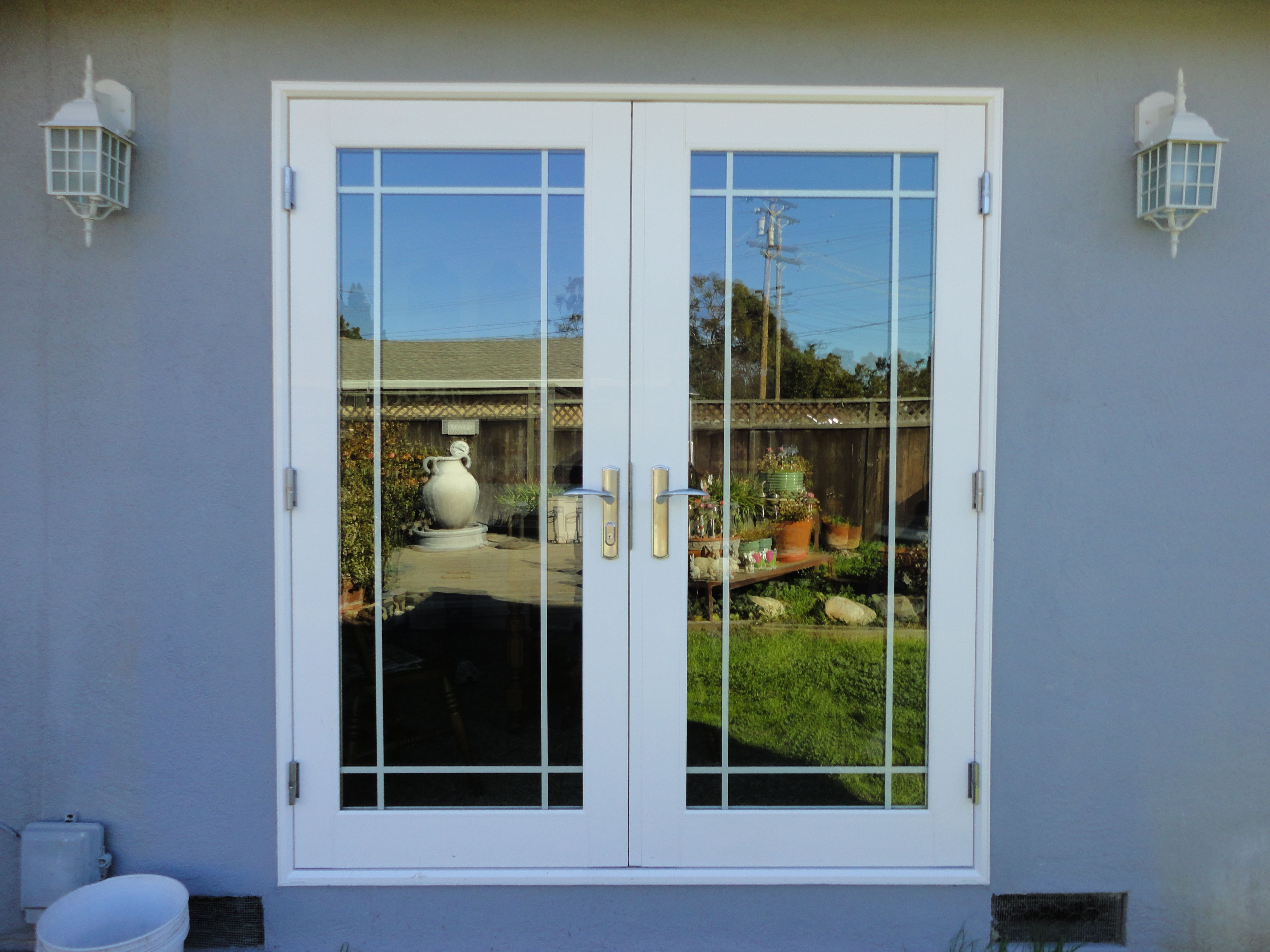 Milgard windows home depot full size of windows awningthis for What size are french doors