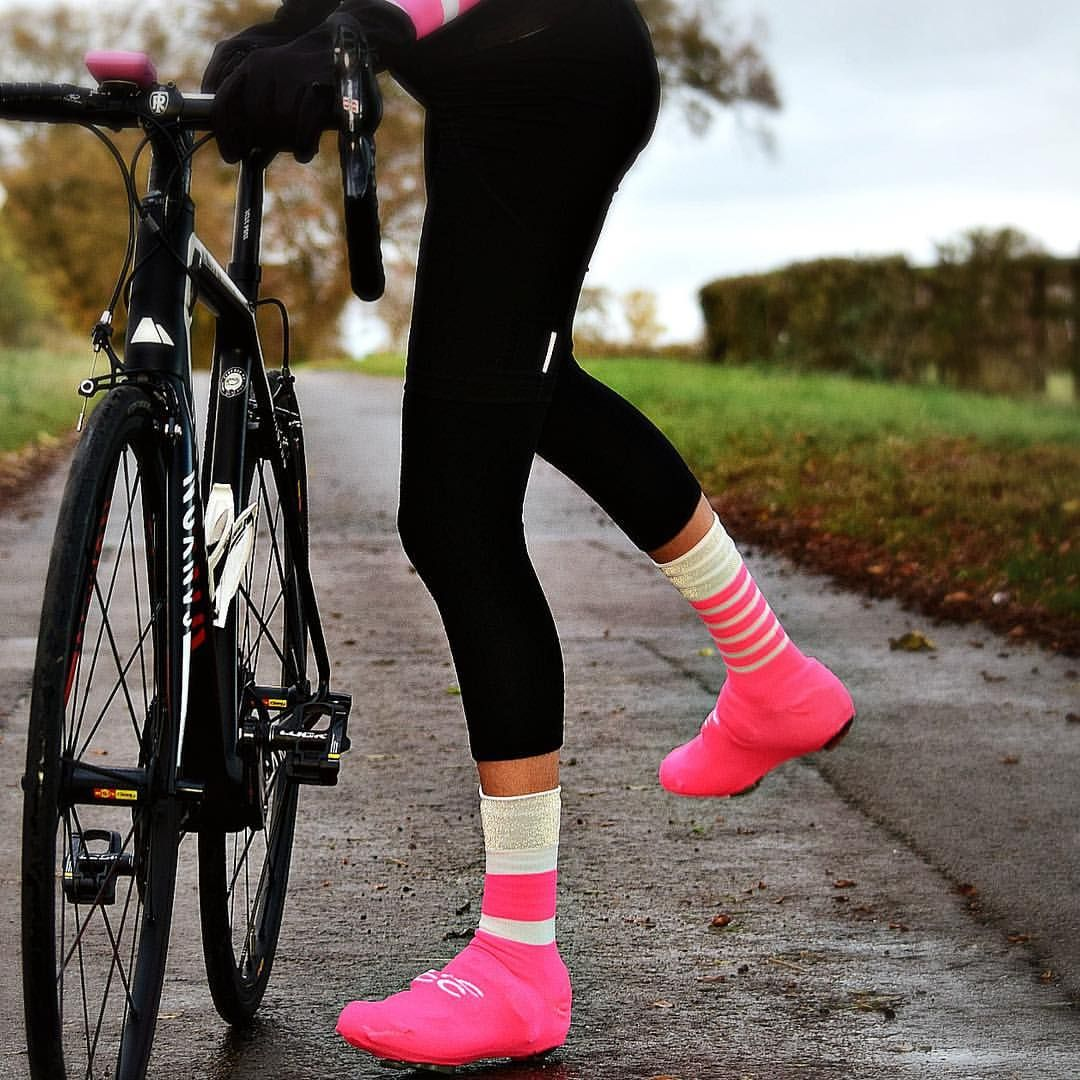 Our New Reflective Ticcc Performance Oversocks Are Available Online Now Tickit Newkitday Higherfurtherfa Womens Cycling Clothes Bike Clothes Biking Outfit