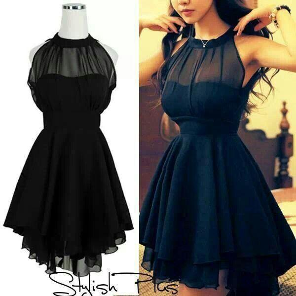 Great lil black dress