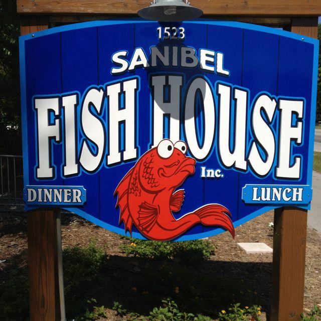 Fish House Restaurant Fort Myers Beach: Ted & I Will Definitely Be Eating Dinner Here When