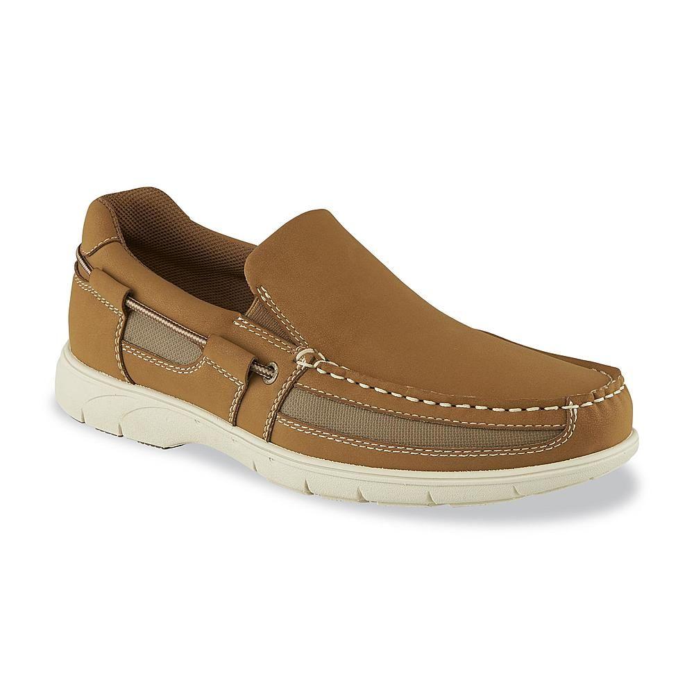 Kmart.com | Tan boat shoes, Boat shoes