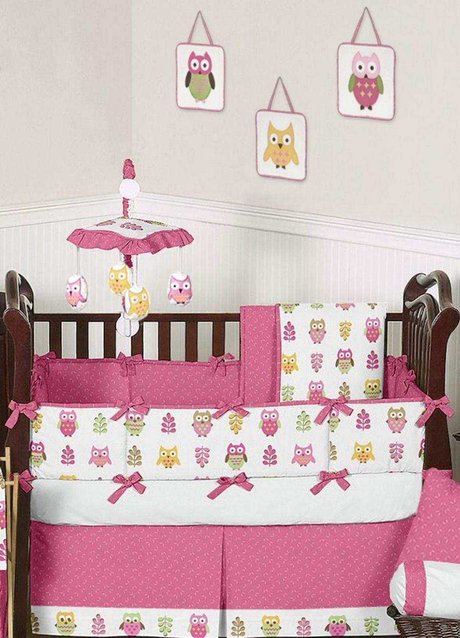 Baby Girl Nursery Bedding That Stands Apart! The Happy