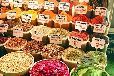 Misir Çarçisi - The paradise of spices and Turkish delights