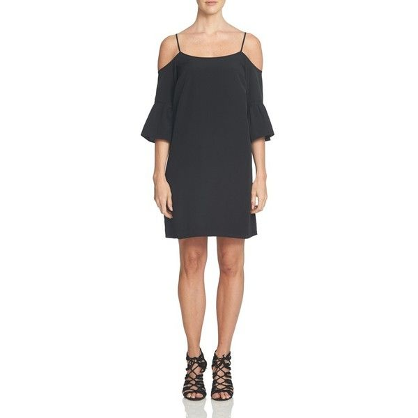 Cold Shoulder Dress in Black 1.State Cheap Sale Extremely Lowest Price Cheap Sale Get To Buy aBstww